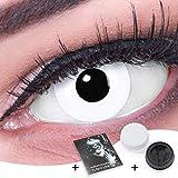 Farbige Kontaktlinsen Jahreslinsen Vampir Fun