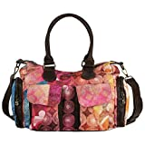 Desigual Damen Tasche Handtasche Schultertasche Bols Colorado London Medium 18WAXFX8/3002