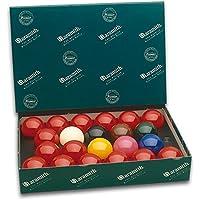 Snooker Kugelsatz 57,2 Aramith Premier Snookerkugeln in Poolgrösse