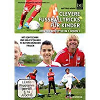 Clevere Fußballtricks für Kinder