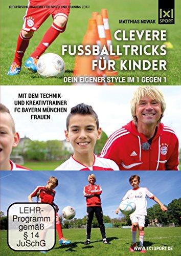 fussball dvd Clevere Fußballtricks für Kinder