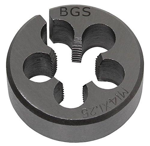 BGS 1900-M14X1.5-S | Gewindeschneideisen | M14 x 1,5 x 38 mm