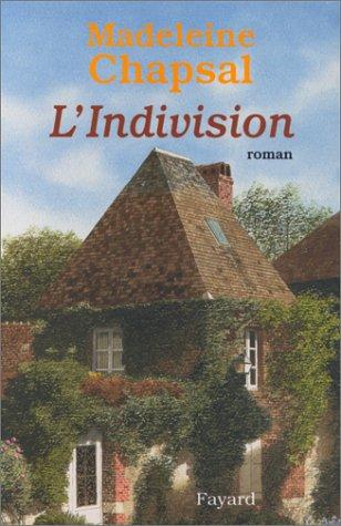 L'Indivision : roman
