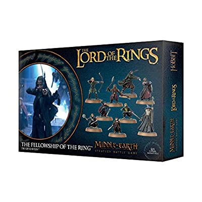 Games Workshop The Fellowship of The Ring 30-25 - Middle Earth