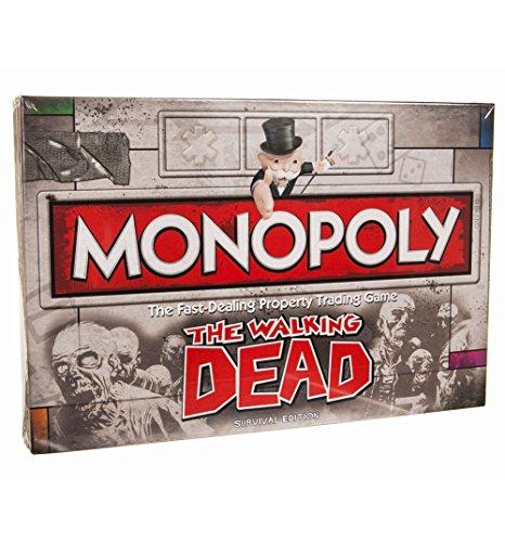 Preisvergleich Produktbild Walking Dead 3D Monopoly Spiel