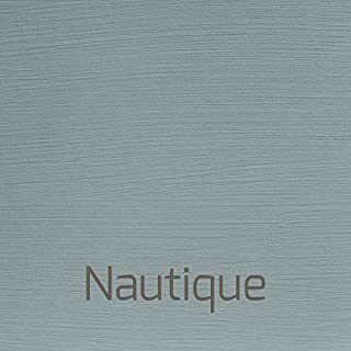 Autentico Chalk Paint Versante Matt in Blues and Greens - Nautique - 100ml - Blue/Green