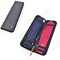 Tie Case for Travel. Mens Tie case Organiser and Protector.