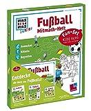 WAS IST WAS Junior: Fan-Set Fußball (WAS IST WAS Junior Geschenkset)