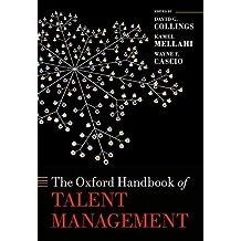 OXFORD HANDBK OF TALENT MGMT (Oxford Handbooks)