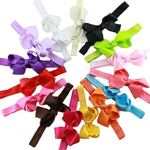 HABI 15 stk mehrfarbig Haarspange Haarband Accessoire für Kinder (Diy Und Kostüme Einfache Schnelle)