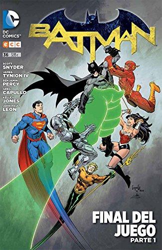 Batman núm. 36 (Batman (Nuevo Universo DC))