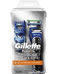 Gillette Fusion ProGlide 3-in-1 Styler- Trimmer, Rasierer& Definiere, 1 Stück