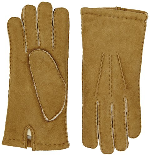 Dents - Gants Homme - Beige - Medium
