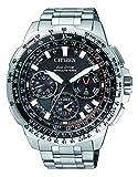 Citizen Herren-Armbanduhr Promaster Sky Satellite Wave Chronograph Quarz Titan CC9020-54E