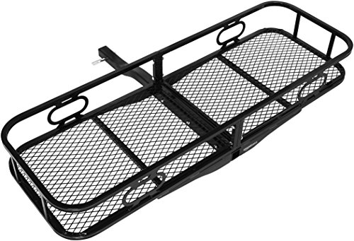 Zoom IMG-3 amazonbasics portabagagli posteriore per barra