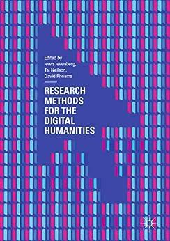 PDF Gratis Research Methods for the Digital Humanities