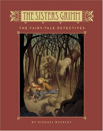 the-fairy-tale-detectives-the-sisters-grimm-book-1
