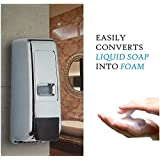 Dhayni E Store ABS Wall Mounted Foam Soap Dispenser