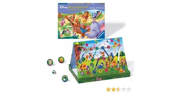 Rutschpartie mit Winnie the Pooh: Amazon.de: Spielzeug