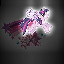 My Little Pony Mini 3D-LED-Wandleuchte - Twilight Sparkle