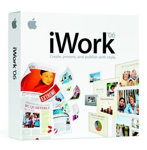 Apple iWork 06 EN