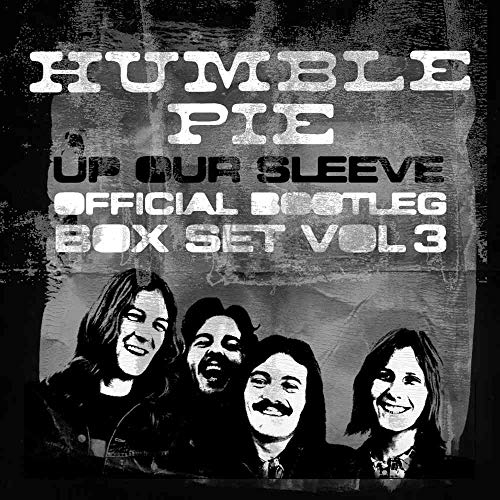 Up Our Sleeve-Live 1972-73 (5cd Boxset) (Box Pie)