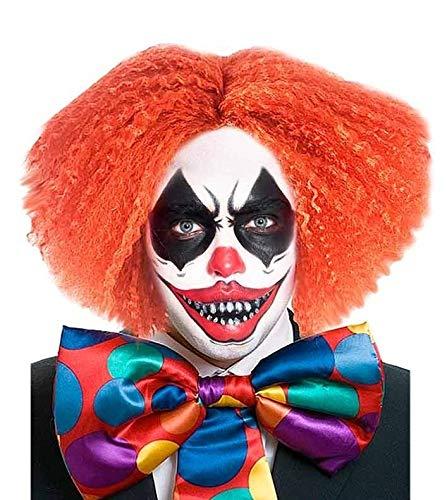 (Partylandia Orange Perücke Clown Loco - Pelucas)