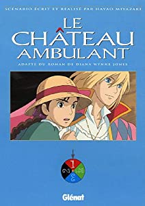 Le Château Ambulant Edition simple Tome 1