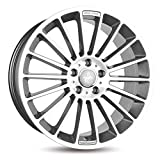 KT15 Speed 8,5x19 5/112 ET45 NB66,6 Palladium Poliert