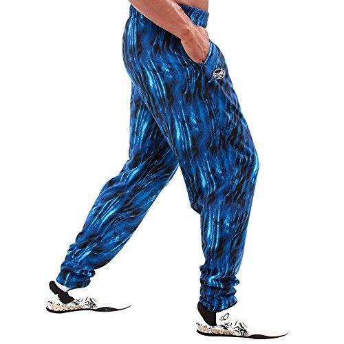 OTOMIX Baggy Gym Pants Ocean Large Otomix Baggy Pants