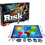 Hasbro Gaming - Risk, juego de estrategia (28720105) (versión española)