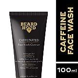 Beardhood Caffeinated Face Wash Cleanser, 100ml