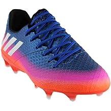 adidas Hombres de 16,1 Terreno Firme Messi Fútbol Tacos