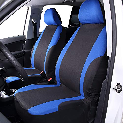 MAXTUF Car Seat Cover Set, 2PCS Front Seat Protector for sale  Delivered anywhere in UK