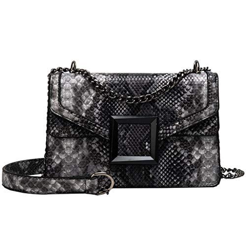 Mitlfuny handbemalte Ledertasche, Schultertasche, Geschenk, Handgefertigte Tasche,Damentasche Snake Print Umhängetasche Vintage Crossbody Damen Umhängetasche