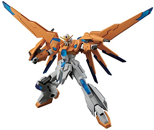 Bandai Hobby HGBF Scramble Gundam Build Fighters Versuchen,
