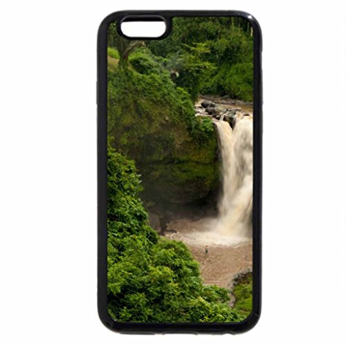 iPhone 6S / iPhone 6 Case (Black) Waterfalls in Bali