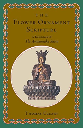 Preisvergleich Produktbild The Flower Ornament Scripture: A Translation of the Avatamsaka Sutra
