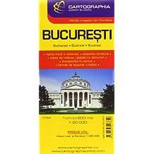 Plan Cartographia Bucarest