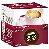 Nescafé Dolce Gusto Espresso Decaffeinato, 3er Pack (48 Kapseln)