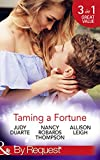 Falling for Fortune by Nancy Robards Thompson front cover