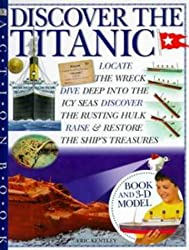 Discover the Titanic (Action Books) by Eric Kently (1997-10-23)