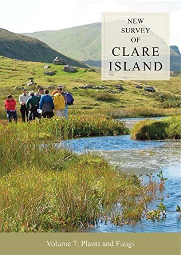 New Survey of Clare Island: Volume 7: Plants and Fungi by Peter Coxon (2013-11-01)