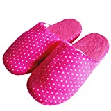 #7: Zomaark Fresh Arrival Free Size Women Soft Warm Indoor Cotton Slippers Home Anti-slip Shoes for Women & Teens