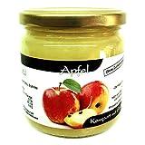 Apfel-Kompott ohne Zuckerzusatz, nur mit Erythrit (Erythritol) gesüßt, 90% Fruchtanteil, 390 g