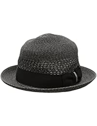 Amazon.es  Negro - Sombreros de vestir   Sombreros y gorras  Ropa 54194eb9e1b