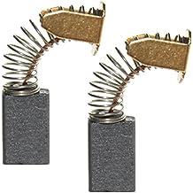 Maschinen-Teufel–Cepillos de carbón carbón Makita giratorio lijadora Pulidora 9207SPB/9207spb