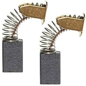 Carboncini per Bohrhammer Makita HR1800/HR1820/HR2010/HR2220/HR2510HR3520/HR3520B/HR3500/8035NB