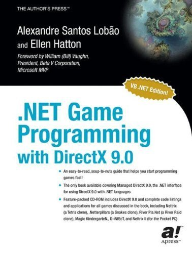 Descargar Libro .NET Game Programming with DirectX 9.0 by Alexandre Santos Lobao (2003-03-27) de Alexandre Santos Lobao Ellen Hatton