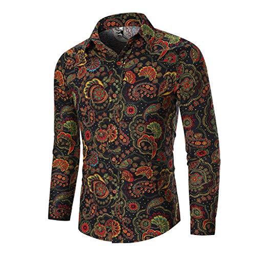 e66a65f0c3 Aoogo Hemd Herren Hemden Business freizeithemd männer oberhemden Moderne  Casual anzughemden Freizeit Männer Herbstmode Shirts Lässige